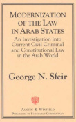 Modernization of the Law in Arab States