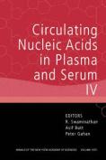 Circulating Nucleic Acids in Plasma and Serum