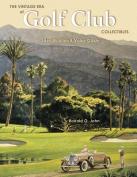 Vintage Era Golf Club Collectibles