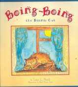 Boing-boing the Bionic Cat