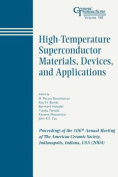 High-Temperature Superconductor Materials, Devices, and Applications