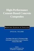 High-Performance Cement-Based Concrete Composites