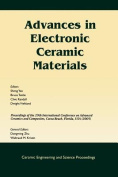Advances in Electronic Ceramic Materials