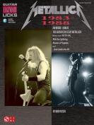 Metallica - Legendary Licks 1983-1988