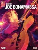 Best of Joe Bonamassa (Tab)