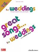 Great Songs... for Weddings