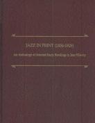 Jazz in Print (1859-1929)