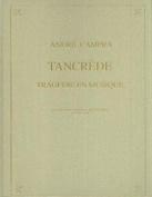 Tancrede (Paris Opera 1702)
