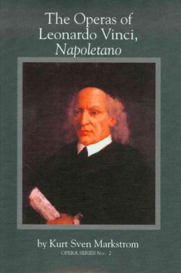 Operas of Leonardo Vinci, Napoletano (Opera)