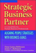 Strategic Business Partner - Aligning People Strategies With Business Goals
