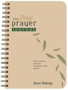 The Pray! Prayer Journal