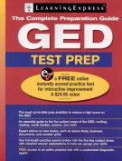 GED Test Prep [With Free Online Practice Test Access Code]