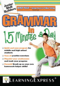 Grammar in 15 Minutes a Day [With Free Online Practice Exercises Access Code]