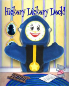 Hickory Dickory Dock! with Plush [Board Book]
