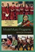 Model Music Programs