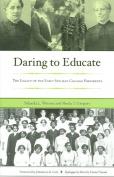 Daring to Educate