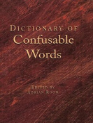 Dictionary of Confusable Words