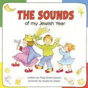 The Sounds of My Jewish Year [Board Book]