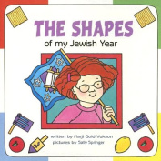 The Shapes of My Jewish Year [Board Book]