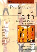 Professions of Faith