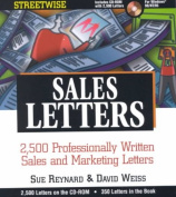 Streetwise Sales Letters