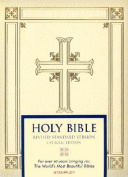 Catholic Family Bible-RSV-Deluxe [Large Print]