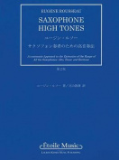 Saxophone High Tones - Japanese Edition