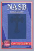 Compact Bible-NASB-Cross