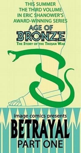 Age Of Bronze Volume 3: Betrayal Part 1 by Eric Shanower.
