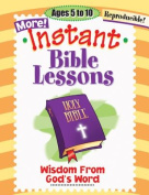 Instant Bible Lessons