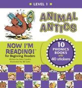 Now I'm Reading! Level 1