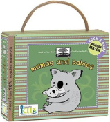 Mamas and Babies Board Book [With 20 Memory Cards] [Board Book]