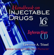 Handbook on Injectable Drugs [Audio]