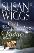 The Winter Lodge [Large Print]
