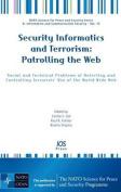 Security Informatics and Terrorism
