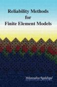 Reliability Methods for Finite Element Models