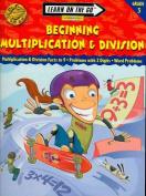 Beginning Multiplication & Division
