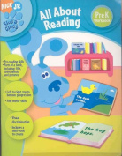 Blue's Clues All about Reading