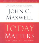 Today Matters [Audio]