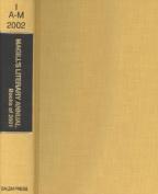 Magill's Literary Annual: 2002