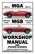Mga & Mgb Workshop Manual & Owners Handbook