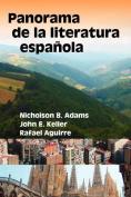 Panorama De La Literatura Espanola