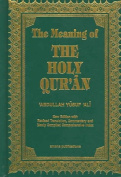 The Meaning of the Holy Qu Ran