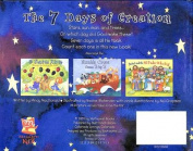 The 7 Days of Creation (Godcounts Series) [Board book]