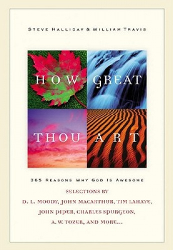 How Great Thou Art by Steve Halliday.