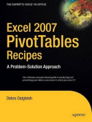 Excel 2007 Pivottables Recipes