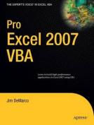 Pro Excel 2007 VBA (Pro)