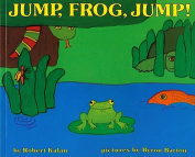 Jump, Frog, Jump with CD [With Paperback Book] [Audio]
