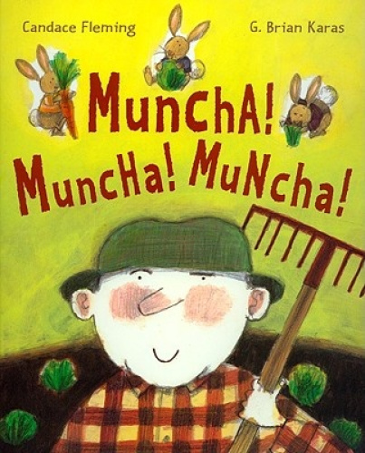 Muncha, Muncha, Muncha with CD [With Hc Book] by Candace Fleming.