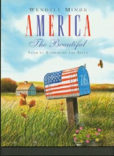 America the Beautiful (1 Hardcover/1 CD) [With Book] [Audio]